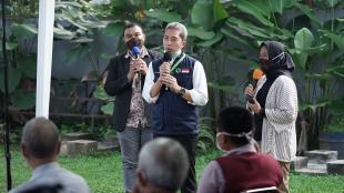 Ketua GTPP Covid-19 Kota Bogor Dedie Rachim 29/6/2020 (dok. KM)
