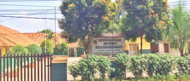 SDN Nagrak 5, Kabupaten Bogor (dok. KM)