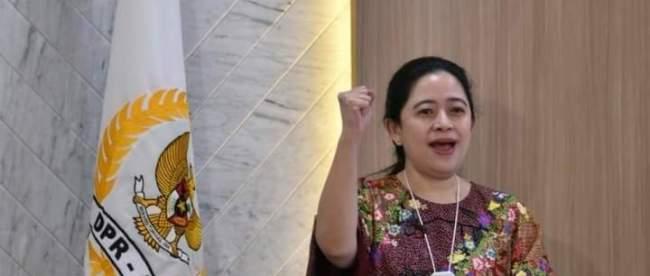 Ketua DPR-RI Puan Maharani (dok. KM)