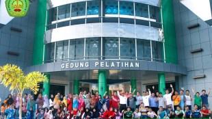 Gedung Pelatihan Institut Agama Islam Negeri (IAIN) Bengkulu