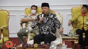 Gubernur Bengkulu Dr.H.Rohidin Mersyah MMA