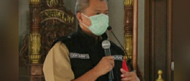 Koordinator Komunikasi Publik Satgas Penanganan Covid-19 Kota Depok, Sidik Mulyono (istimewa)