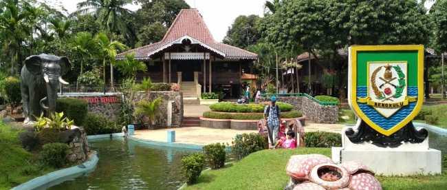 Anjungan Provinsi Bengkulu di Taman Mini Indonesia Indah (TMII)