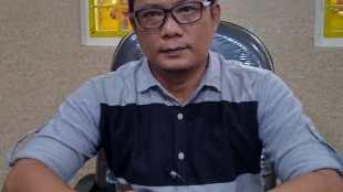 Antonio Imanda, M.Si. Sekretaris DPD Partai Golkar Kota Bengkulu