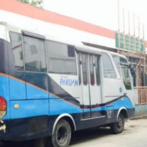 Bus Transpakuan Milik PDJT (dok. Tribunnews)