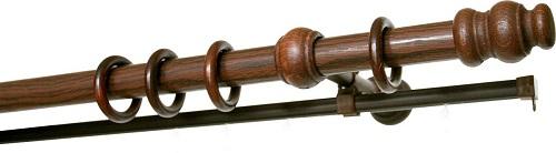 Карниз деревянный УЮТ
