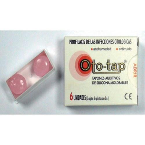 Тапи за уши от памук и восък Oto-Tap Испания