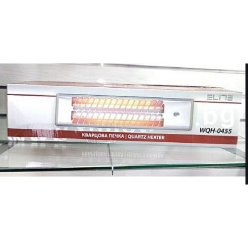 кварцова отоплителна печка Elite WQH-0455