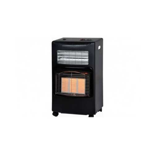 отоплителна печка на ток и газ Elite EGEH-0494