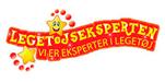 Legetojseksperten logo
