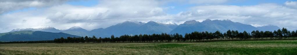 Zwischen Te Anau und Manapouri