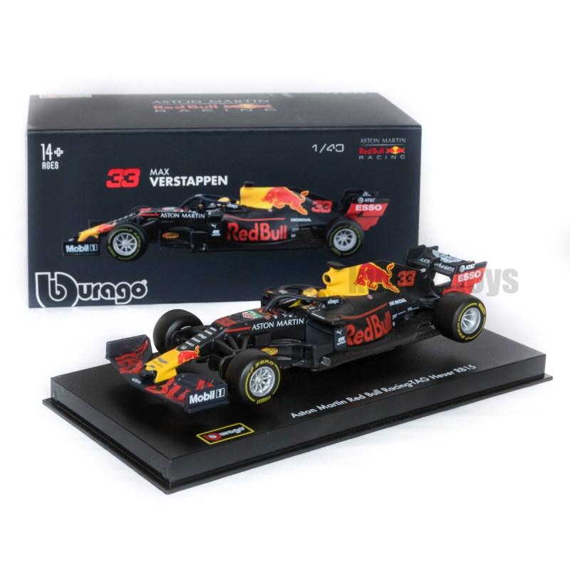 F1 Aston Martin Red Bull Racing RB15 Verstappen