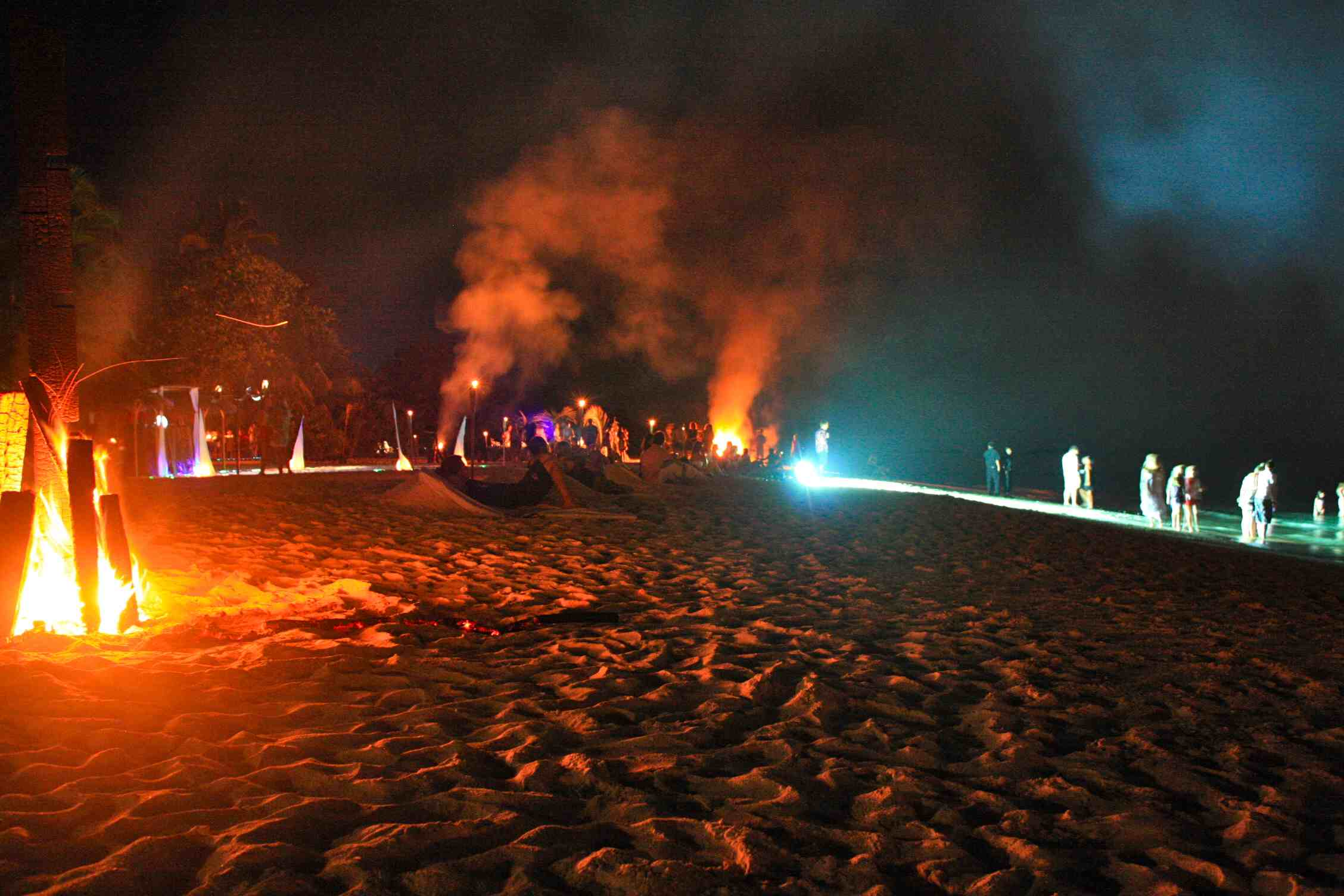 Kuredu Maldives Full Moon Party