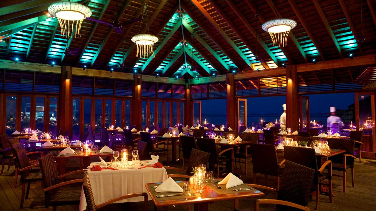 Image result for kuredu island restaurant