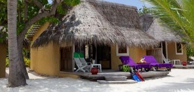 Kuredu's Beach Bungalows offer great value for Maldives