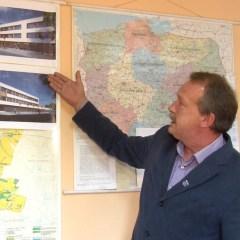 Jeszcze przed oddaniem nowego gmachu gimnazjum chcemy rozpocząć budowę nowoczesnego przedszkola…