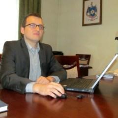 Burmistrz Radzymina Krzysztof Chaciński porządkuje sprawy i wprowadza pierwsze zmiany…