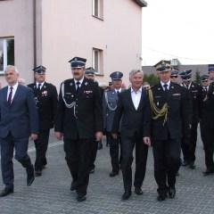 Powiatowo – gminne obchody Dnia Strażaka oraz 90-lecie OSP Brańszczyk