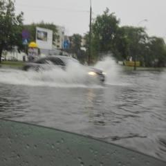 Niedzielny potop