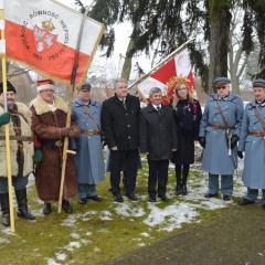Obchody 154. rocznicy Powstania Styczniowego w Kamieńczyku