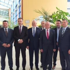 II Kongres Forum Gospodarczego Powiatu Wołomińskiego w Zielonce
