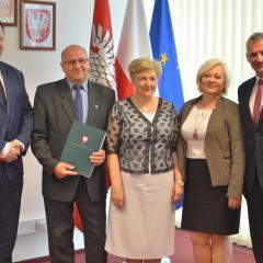 10 mln zł unijnego wsparcia otrzyma gmina Tłuszcz wraz z gminą Zielonka