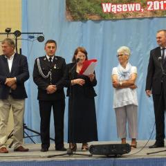 Wąsewo gościło zespoły artystyczne Kół Gospodyń Wiejskich