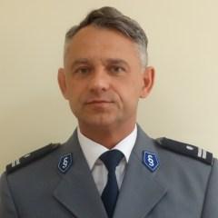 Nowy zastępca komendanta w Węgrowie