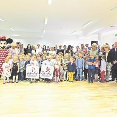 Nowoczesne, kolorowe, energooszczędne – nowe przedszkole w Wyszkowie