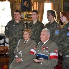 Poznajemy, Pamiętamy, Naśladujemy… – Licealiści z Wołomina na spotkaniu z Kombatantami i Łagiernikami