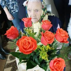 101- letnia mieszkanka Gminy Wyszków