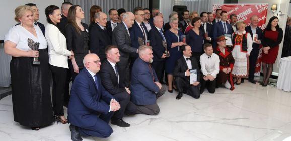 Wójt Gminy Małkinia Górna – Osobowością Roku 2017 Tygodnika Ostrołęckiego