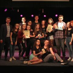 Trzy nagrody dla MTP FARSA w Festiwalu Małych Form Teatralnych EFFKA w Piasecznie