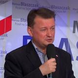 Mariusz Błaszczak spotkał się z mieszkańcami Dąbrówki