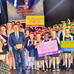 Mistrzostwa Polski w Cheerleadingu po raz pierwszy w Ostrowi Mazowieckiej
