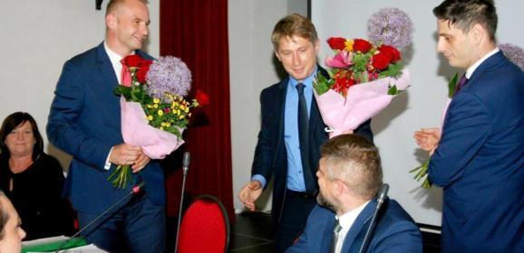 Jednomyślne absolutorium dla wójta Radosława Korzeniewskiego