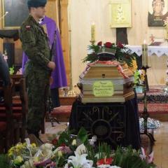 Pożegnaliśmy Żołnierza Armii Krajowej mjr Józefa Roguszewskiego