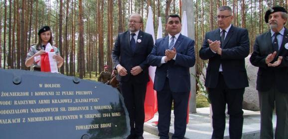 Uroczystości w Jerzyskach – przywrócona prawda historyczna