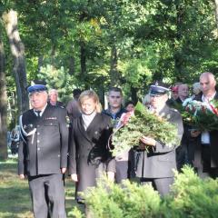 """Uroczyste obchody 79. rocznicy pobytu majora """"Hubala"""" w Krubkach"""