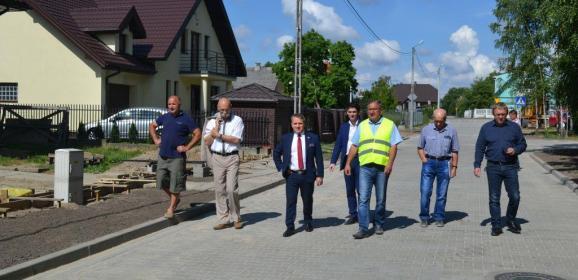 Burmistrz Jerzy Bauer podsumował kadencję