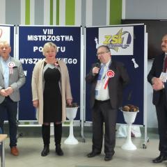VIII Mistrzostwa Powiatu Wyszkowskiego w Szachach o Puchar Starosty Wyszkowskiego