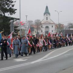 Obchody Święta Niepodległości 2018 w Wyszkowie