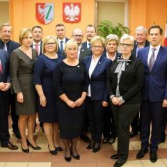 Radni i Burmistrz Kamil Michał Iwandowski złożyli ślubowanie