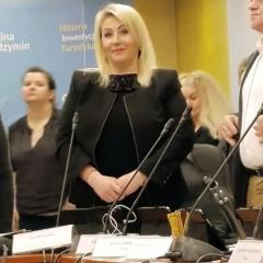 Ewa Kowalska dołączyła do Rady Miejskiej w Radzyminie