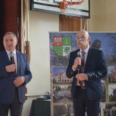 Spotkanie z Ministrem Środowiska Henrykiem Kowalczykiem –