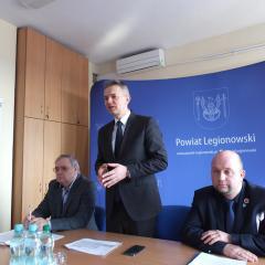 Plany i harmonogramy rekrutacji do szkół prowadzonych przez Powiat Legionowski