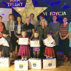 """VI edycja konkursu """"Mam Talent"""" w Publicznym Przedszkolu nr 2 w Kobyłce"""