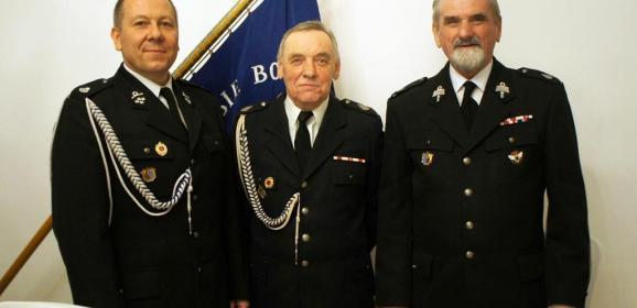 Strażacy z Radzymina podsumowali pracowity rok oraz zaapelowali do władz miasta o zakup ubrań specjalnych i przywrócenie etatu kierowcy