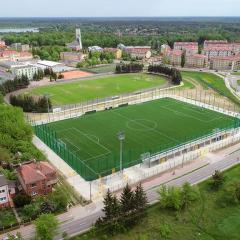 Gmina Wyszków zabiega o środki na modernizację stadionu miejskiego