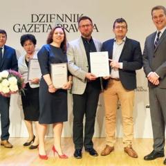 Artur Goryszewski jednym z najlepszych Skarbników Gmin w Polsce!